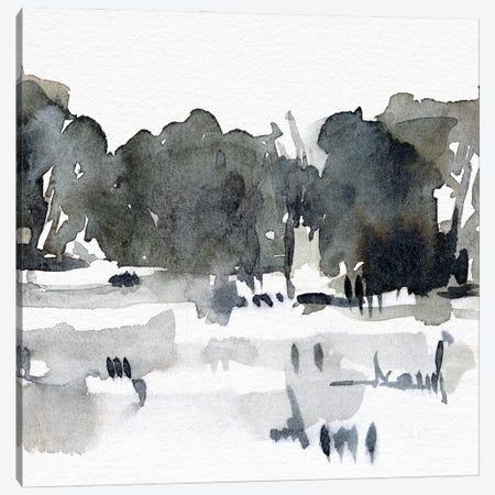 December Landscape III Canvas Print #EMC48} by Emma Caroline Canvas Art Print