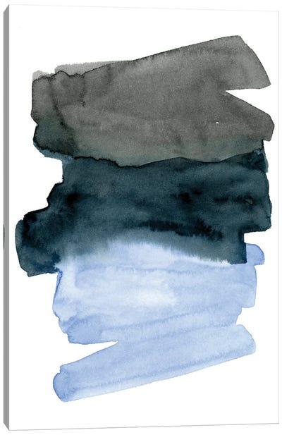 Blue Passages I Canvas Art Print