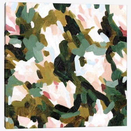 Floral Frenzy II Canvas Print #EMC56} by Emma Caroline Canvas Print