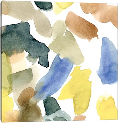 Watercolor Palette II Canvas Art Print