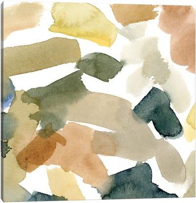 Watercolor Palette III Canvas Art Print