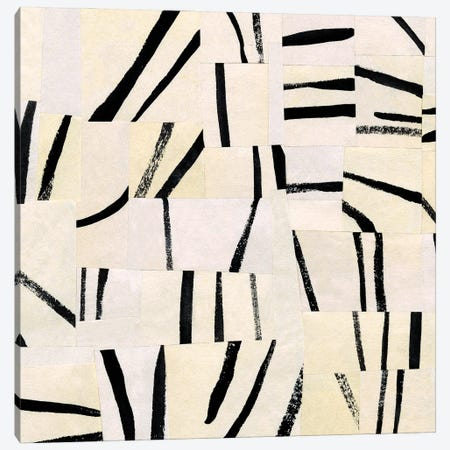 Abstract Grid I Canvas Print #EMC71} by Emma Caroline Canvas Wall Art