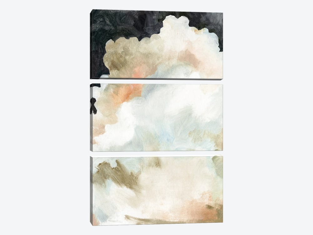 Dark Cumulus I by Emma Caroline 3-piece Canvas Art Print