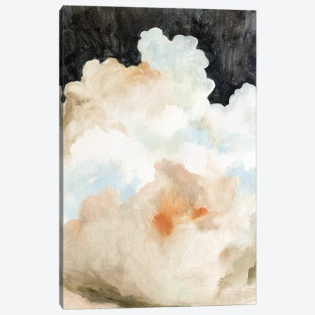 Dark Cumulus II Canvas Print #EMC74} by Emma Caroline Art Print