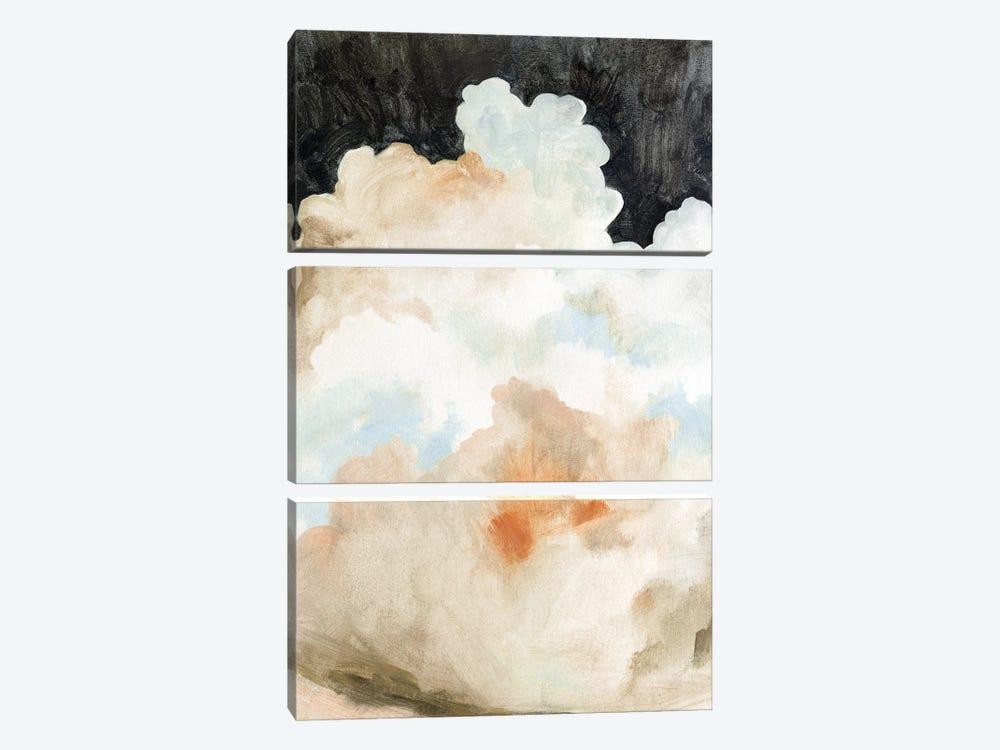 Dark Cumulus II by Emma Caroline 3-piece Canvas Art