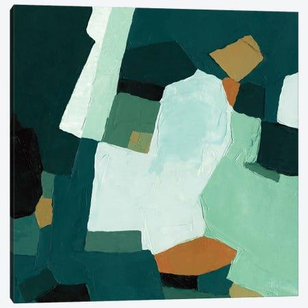 Palette Abstract II Canvas Print #EMC76} by Emma Caroline Canvas Art Print