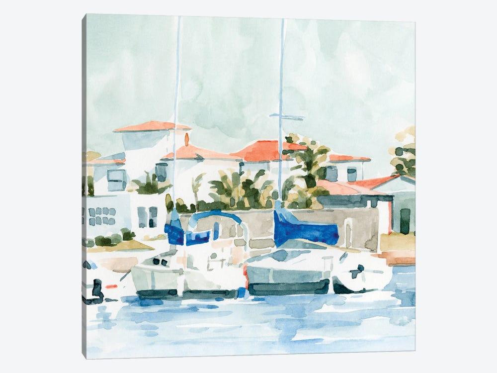 Beach Town Summer II by Emma Caroline 1-piece Canvas Wall Art