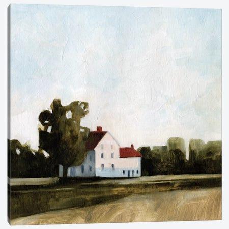Quiet Farmhouse I Canvas Print #EMC7} by Emma Caroline Canvas Wall Art