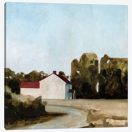 Quiet Farmhouse II Canvas Print #EMC8} by Emma Caroline Canvas Art Print