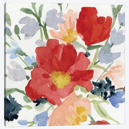 Indian Summer Bouquet I Canvas Print #EMC91} by Emma Caroline Canvas Art