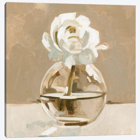 Neutral Bud Vase II Canvas Print #EMC97} by Emma Caroline Canvas Print