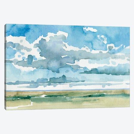 Open Sky Study II Canvas Print #EMC98} by Emma Caroline Canvas Artwork