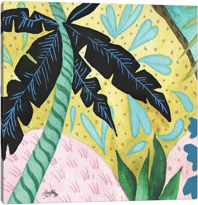 In the Tropics II Canvas Art Print