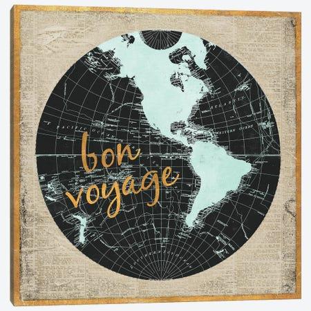 Bon Voyage World I Canvas Print #EMD80} by Elizabeth Medley Canvas Artwork