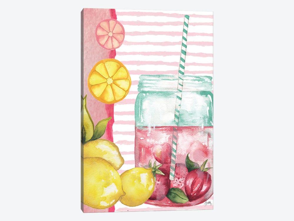 Cool Refreshments I by Elizabeth Medley 1-piece Canvas Art