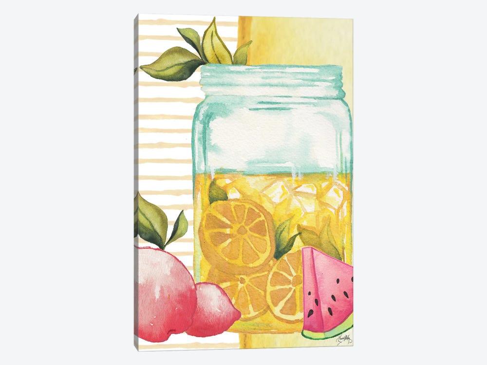 Cool Refreshments II by Elizabeth Medley 1-piece Canvas Art Print