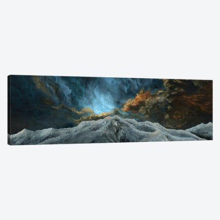 Nebula Fifteen Canvas Print #EME105} by Emily Magone Art Print