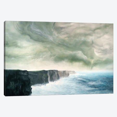 Pursuit Canvas Print #EME106} by Emily Magone Art Print