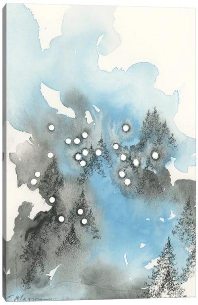 Sagittarius Canvas Print #EME10
