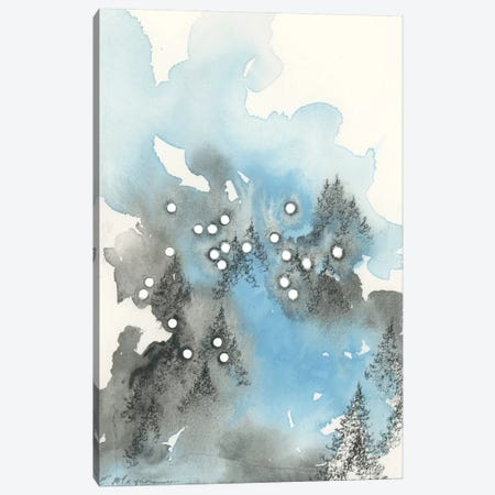 Sagittarius Canvas Print #EME10} by Emily Magone Canvas Wall Art