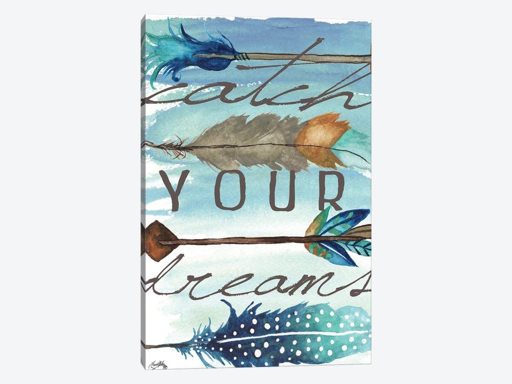 Catch Your Dreams by Elizabeth Medley 1-piece Canvas Artwork