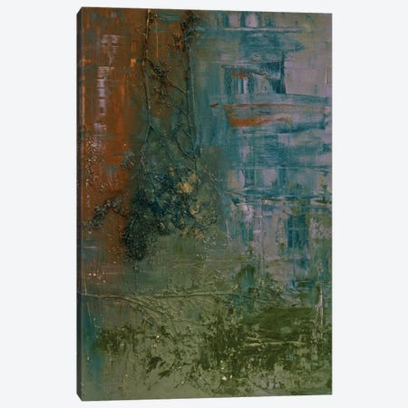 Sea Forest One Canvas Print #EME12} by Emily Magone Canvas Artwork