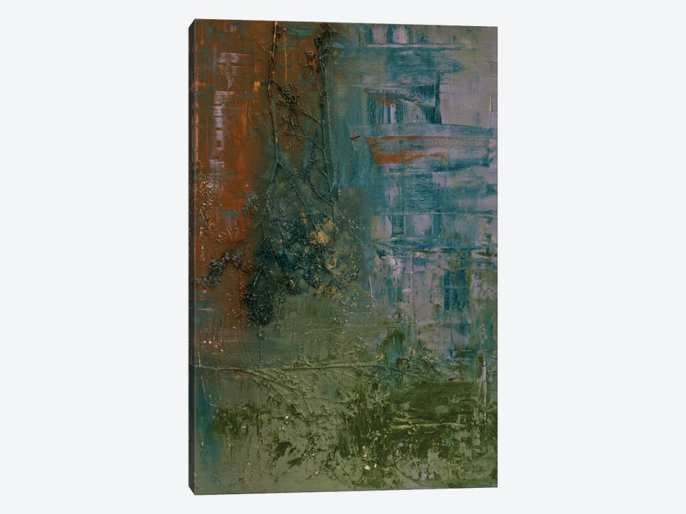 Sea Forest One by Emily Magone 1-piece Canvas Artwork