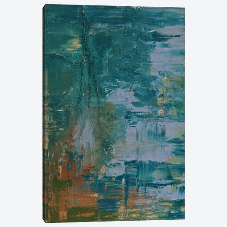 Sea Forest Three Canvas Print #EME13} by Emily Magone Canvas Art