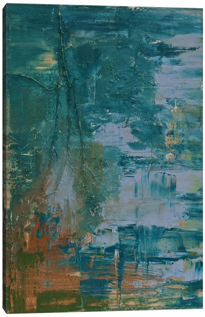 Sea Forest Three by Emily Magone Canvas Art