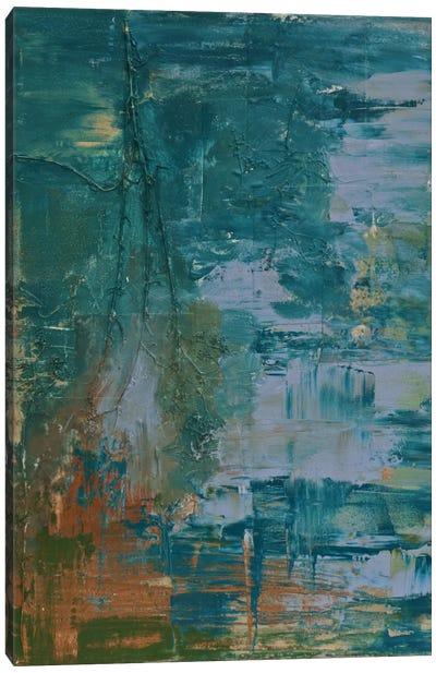 Sea Forest Three Canvas Art Print