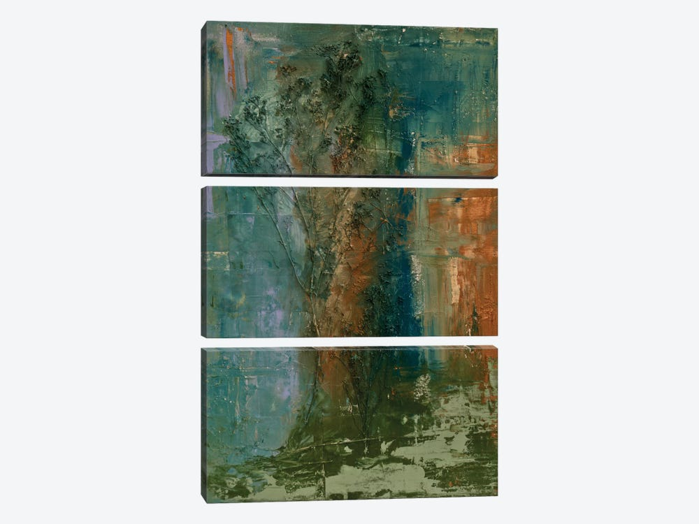 Sea Forest Two by Emily Magone 3-piece Canvas Artwork