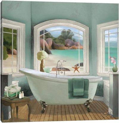 Oceanview II Canvas Art Print