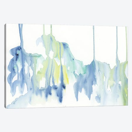 Summer Canvas Print #EME16} by Emily Magone Art Print