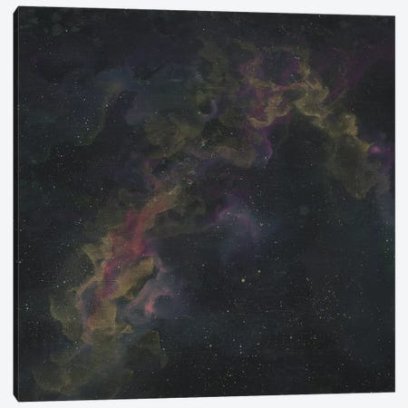Nebula 16 Canvas Print #EME189} by Emily Magone Canvas Art
