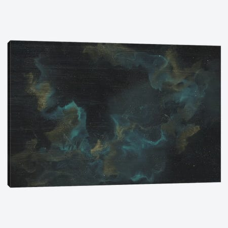 Nebula 17 Canvas Print #EME190} by Emily Magone Art Print