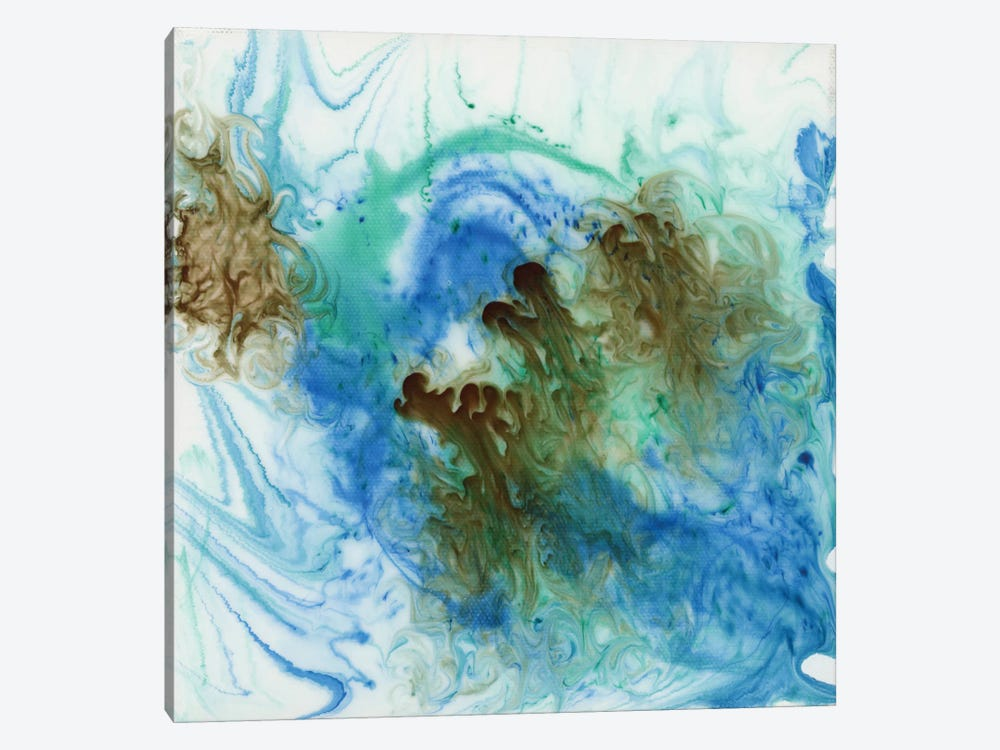Pour Nine by Emily Magone 1-piece Canvas Wall Art