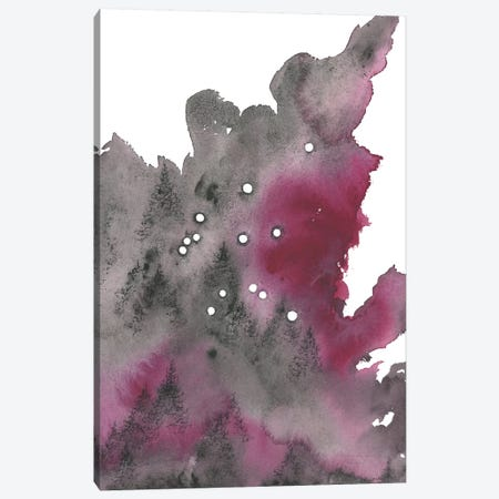 Aquarius Canvas Print #EME25} by Emily Magone Canvas Art
