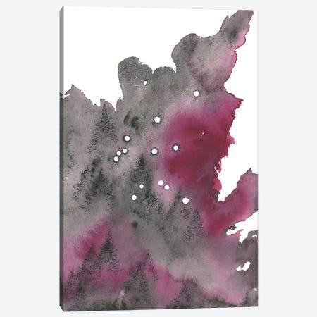 Aquarius Canvas Print #EME25} by Emily Magone Canvas Art
