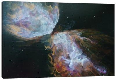 Butterfly Nebula Canvas Print #EME30