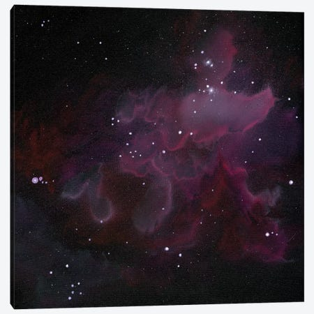 Nebula One Canvas Print #EME43} by Emily Magone Canvas Print