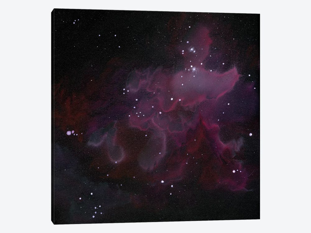Nebula One by Emily Magone 1-piece Canvas Wall Art