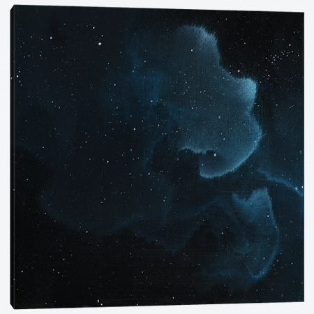 Nebula Three Left Canvas Print #EME44} by Emily Magone Canvas Wall Art