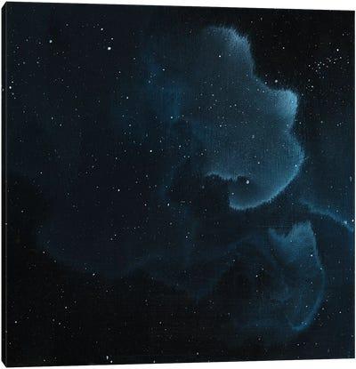 Nebula Three Left Canvas Print #EME44
