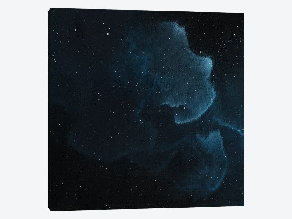 Nebula Three Left by Emily Magone 1-piece Canvas Print