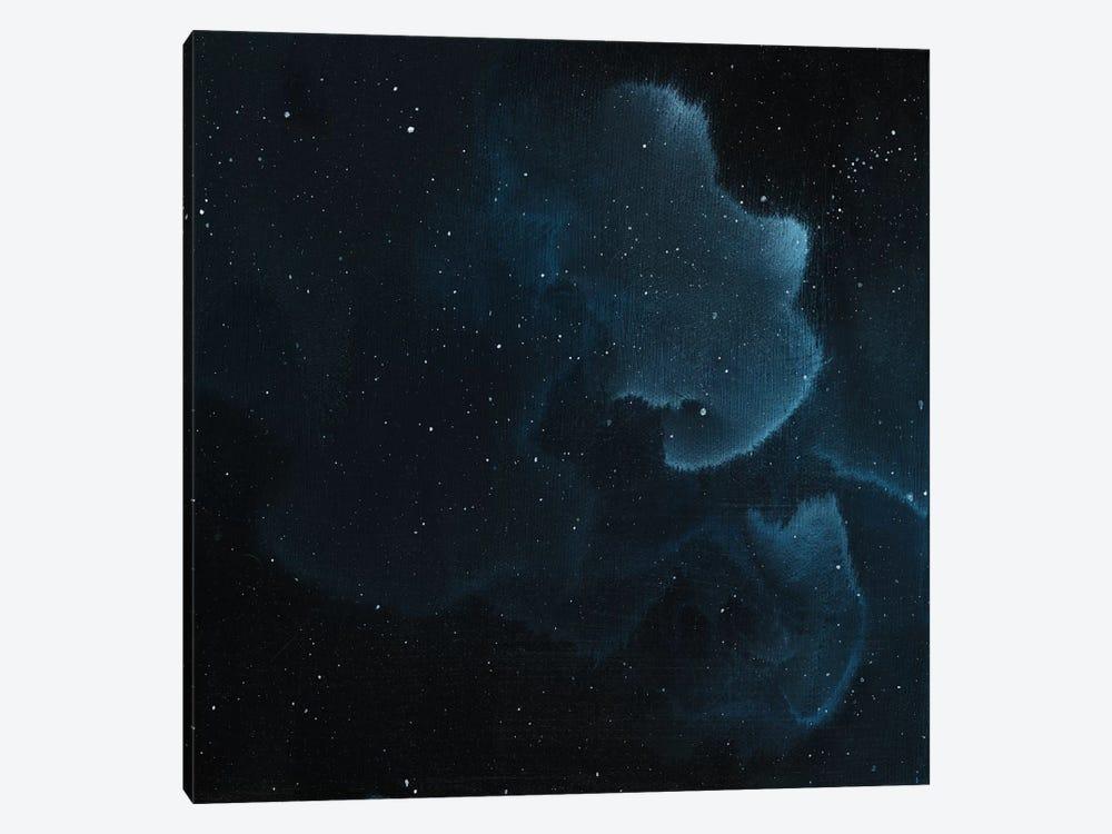 Nebula Three Left by Emily Magone 1-piece Canvas Print