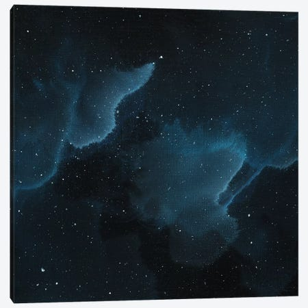 Nebula Three Middle Canvas Print #EME45} by Emily Magone Canvas Artwork