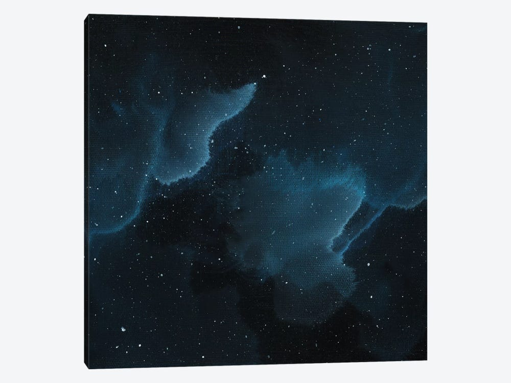 Nebula Three Middle by Emily Magone 1-piece Canvas Wall Art