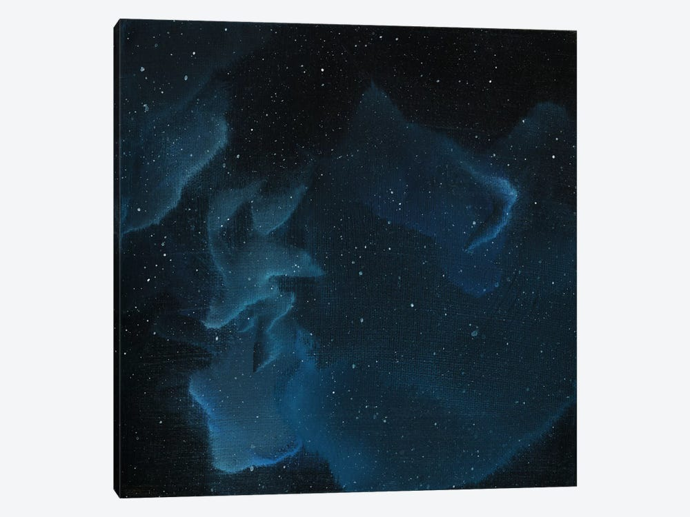 Nebula Three Right by Emily Magone 1-piece Canvas Print