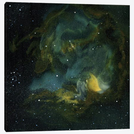Nebula Two Canvas Print #EME47} by Emily Magone Canvas Art