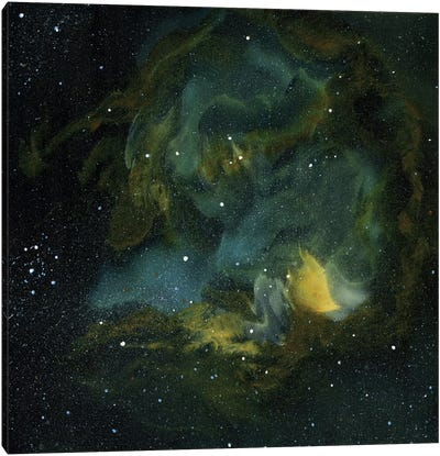 Nebula Two Canvas Art Print